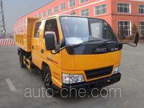 虹宇牌HYS3040J5型自卸汽车