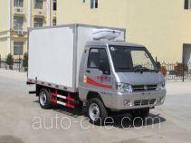 虹宇牌HYS5030XLC型冷藏车