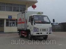 虹宇牌HYS5030XQYB4型爆破器材运输车
