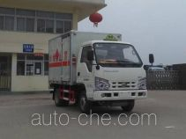 Hongyu (Hubei) HYS5030XQYB4 explosives transport truck