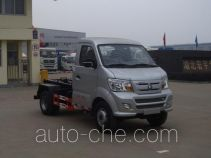 Hongyu (Hubei) HYS5030ZXXC4 detachable body garbage truck