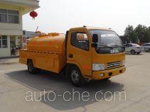 Hongyu (Hubei) HYS5040GQXD4 street sprinkler truck