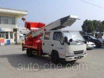 Hongyu (Hubei) HYS5040TBAJ5 автолестница