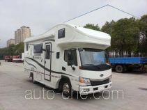 虹宇牌HYS5040XLJS4型旅居车