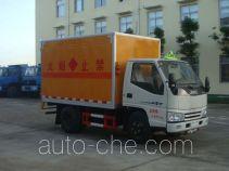 虹宇牌HYS5040XQYJ4型爆破器材运输车