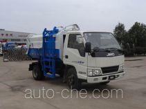 Hongyu (Hubei) HYS5040ZDJJ5 docking garbage compactor truck