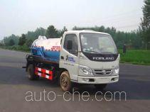 Hongyu (Hubei) HYS5043GXWB sewage suction truck