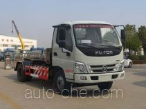 Hongyu (Hubei) HYS5044ZXXB detachable body garbage truck