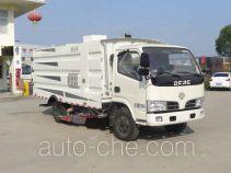 虹宇牌HYS5070TXCE5型吸尘车