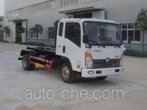 虹宇牌HYS5070ZXXW型车厢可卸式垃圾车