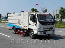 Hongyu (Hubei) HYS5071TSLB5 street sweeper truck