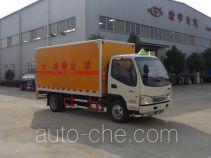 Hongyu (Hubei) HYS5071XQYH explosives transport truck