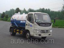 Hongyu (Hubei) HYS5073GXWB sewage suction truck