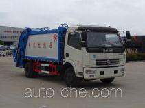 虹宇牌HYS5080ZYSE型压缩式垃圾车