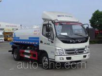 虹宇牌HYS5081GPSB型绿化喷洒车