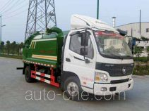 Hongyu (Hubei) sewer flusher and suction truck
