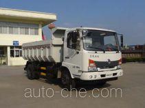 虹宇牌HYS5112XTYD4型密闭式桶装垃圾车