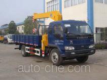 Hongyu (Hubei) HYS5120JSQ грузовик с краном-манипулятором (КМУ)