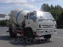 虹宇牌HYS5140GJBB4型混凝土搅拌运输车