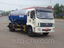 Hongyu (Hubei) HYS5160GXWB sewage suction truck