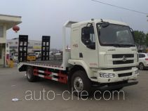 Hongyu (Hubei) HYS5161TPBL5 грузовик с плоской платформой