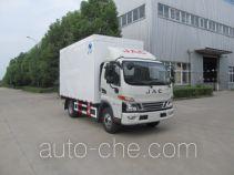 Hongyu (Henan) HYZ5040TCL car transport truck