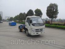Hongyu (Henan) HYZ5041ZXX detachable body garbage truck