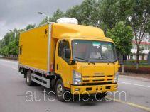 Hongyu (Henan) HYZ5090TDY emergency DC power supply truck