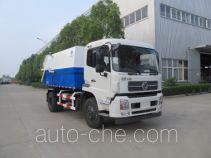 Hongyu (Henan) HYZ5162ZDJ docking garbage compactor truck