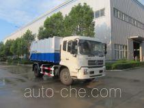 Hongyu (Henan) HYZ5164ZLJ dump garbage truck