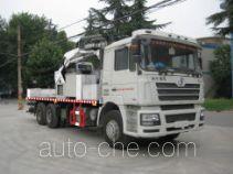 Hongyu (Henan) HYZ5201TMC coal sampling truck