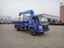 Feitao HZC5102JSQS truck mounted loader crane