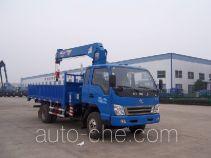 Feitao HZC5104JSQS truck mounted loader crane