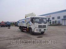 Feitao HZC5160JSQS truck mounted loader crane