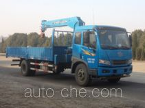 Feitao HZC5161JSQS truck mounted loader crane