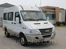 Dongfang HZK5043XJC agricultural machinery inspection vehicle