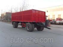Van drawbar trailer
