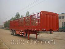 Kelier HZY9381XCY stake trailer