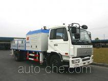 鸿舟牌车载式混凝土泵车