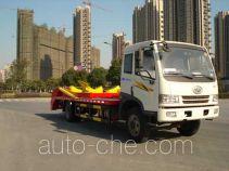 Hongzhou HZZ5122ZBG tank transport truck