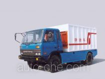 Hongzhou HZZ5141ZXX detachable body garbage truck