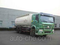 宏宙牌HZZ5250GFLHW型低密度粉粒物料运输车
