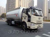宏宙牌HZZ5251GFLJF型低密度粉粒物料运输车