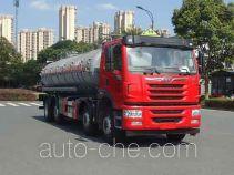 Hongzhou HZZ5312GFW corrosive substance transport tank truck