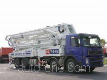 宏宙牌HZZ5320THB型混凝土泵车