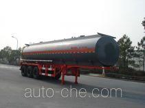 Hongzhou HZZ9400GRY flammable liquid tank trailer
