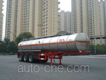 Hongzhou HZZ9400GRYA flammable liquid tank trailer