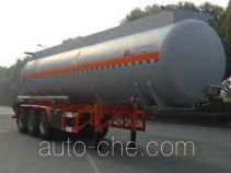 Hongzhou HZZ9400GYW oxidizing materials transport tank trailer