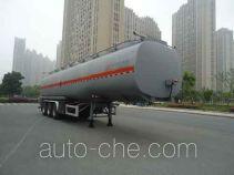 Hongzhou HZZ9401GYYB aluminium oil tank trailer