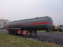 Hongzhou HZZ9402GHY chemical liquid tank trailer
